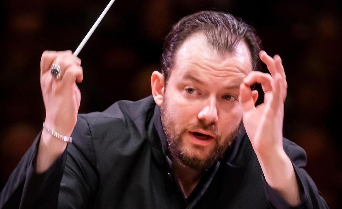 Andris Nelsons, Director del Concierto de Año Nuevo en Viena 2020