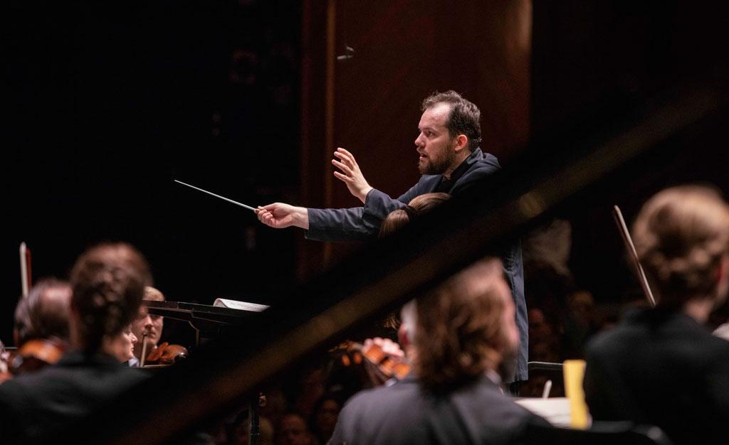 Andris Nelsons, Director Concierto de Año Nuevo en Viena 2020