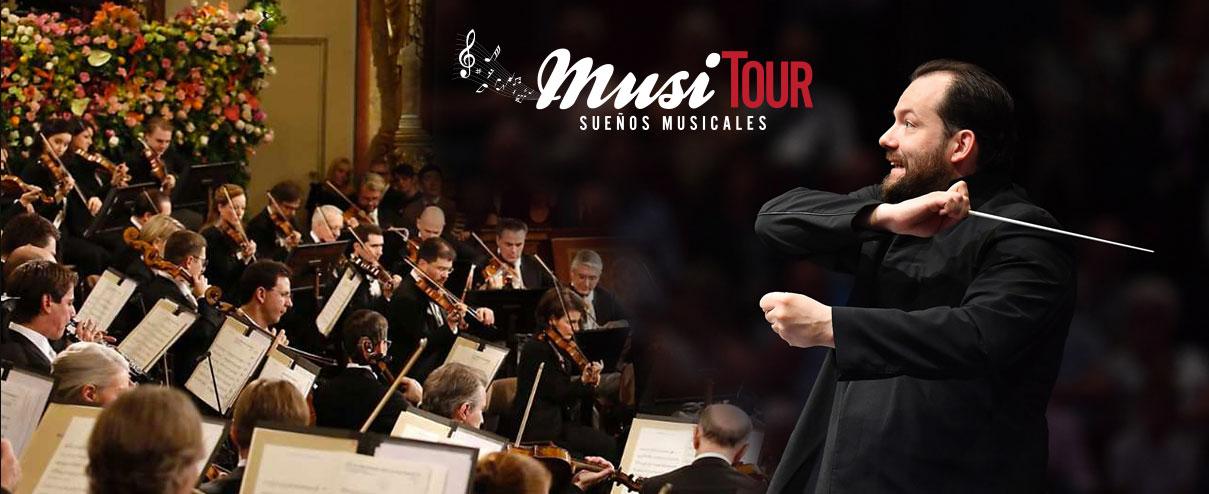 Andris Nelsons, Director del Concierto de Año Nuevo de Viena 2020