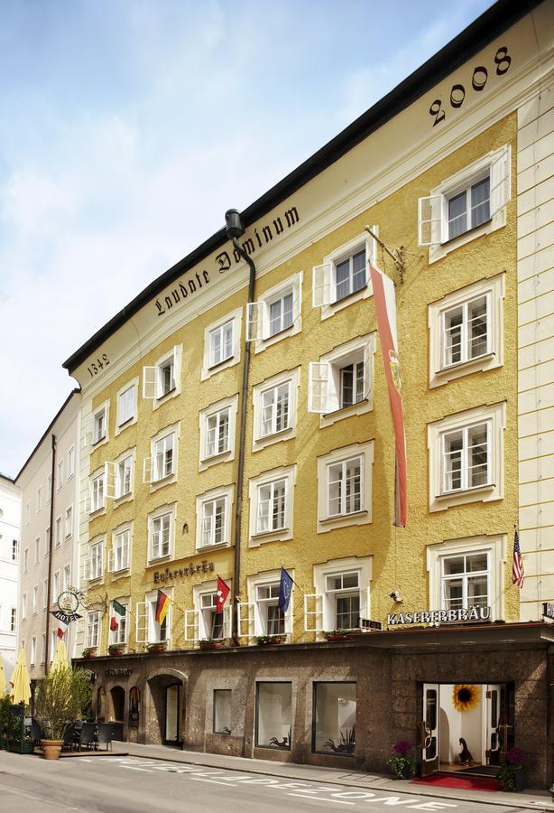 Hotel Vierjahreszeiten - Salzburgo 2020