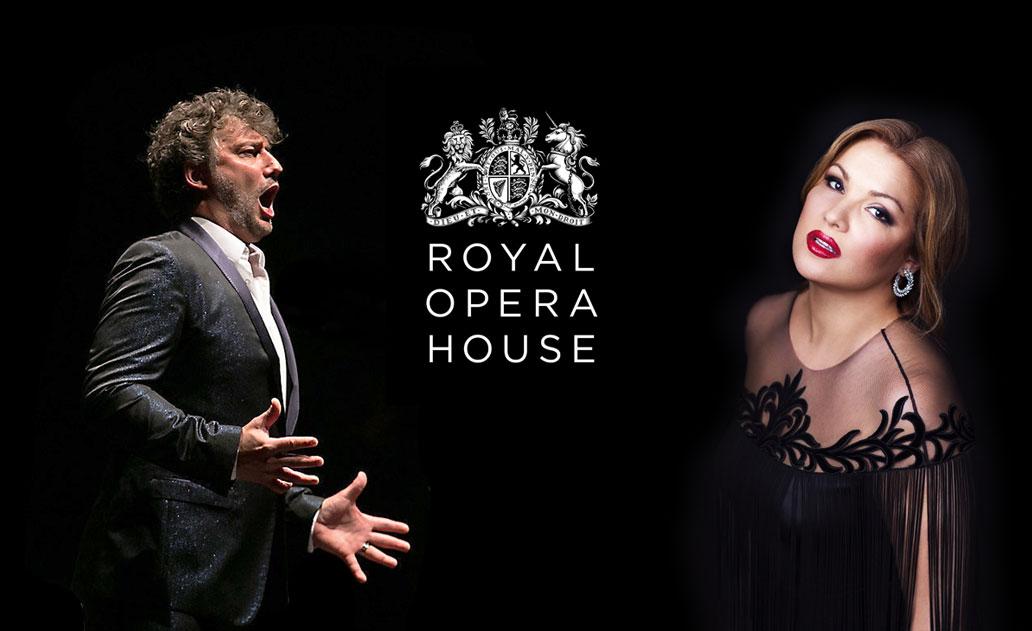 Londres con Jonas Kaufmann y Anna Netrebko en la Royal Opera House