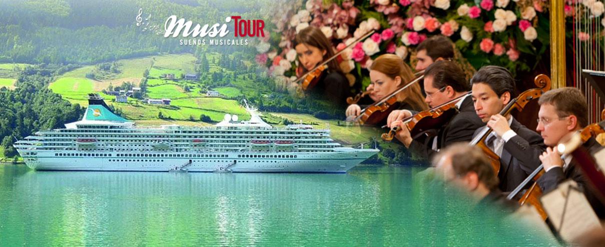 Crucero con la Filarmonica de Viena