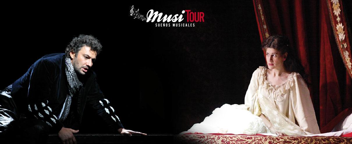 Otello con Jonas Kaufmann y Anja Harteros en Munich