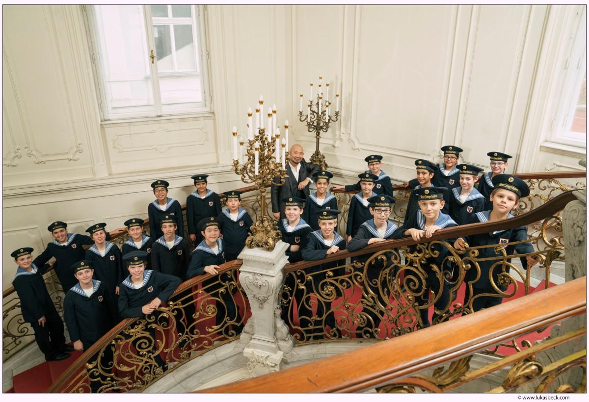 Niños Cantores de Viena