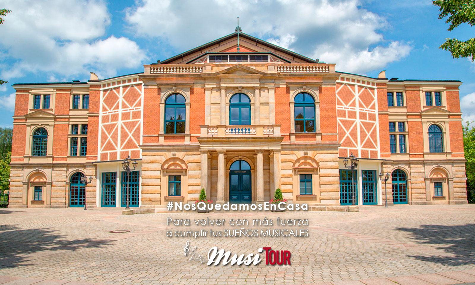 Festival de Bayreuth suspendido coronavirus