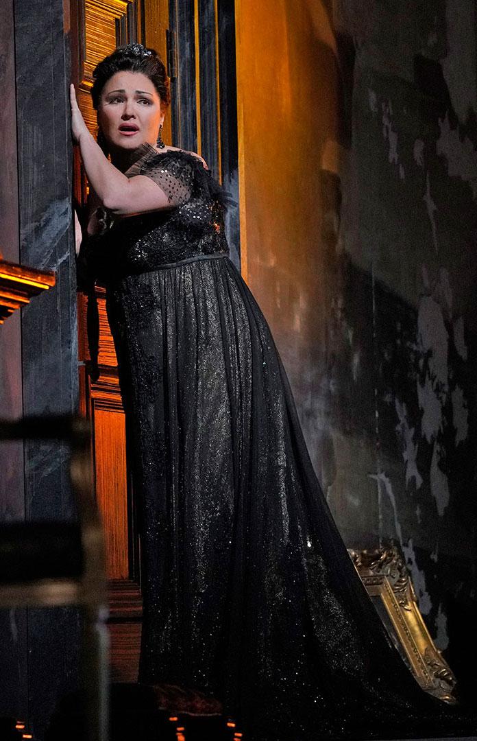 Anna Netrebko TOSCA en Teatro alla Scala de Milán