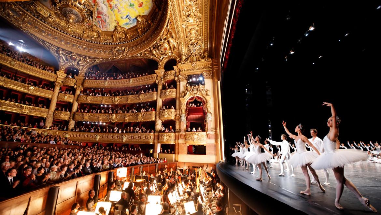 Ballet Opera Garnier