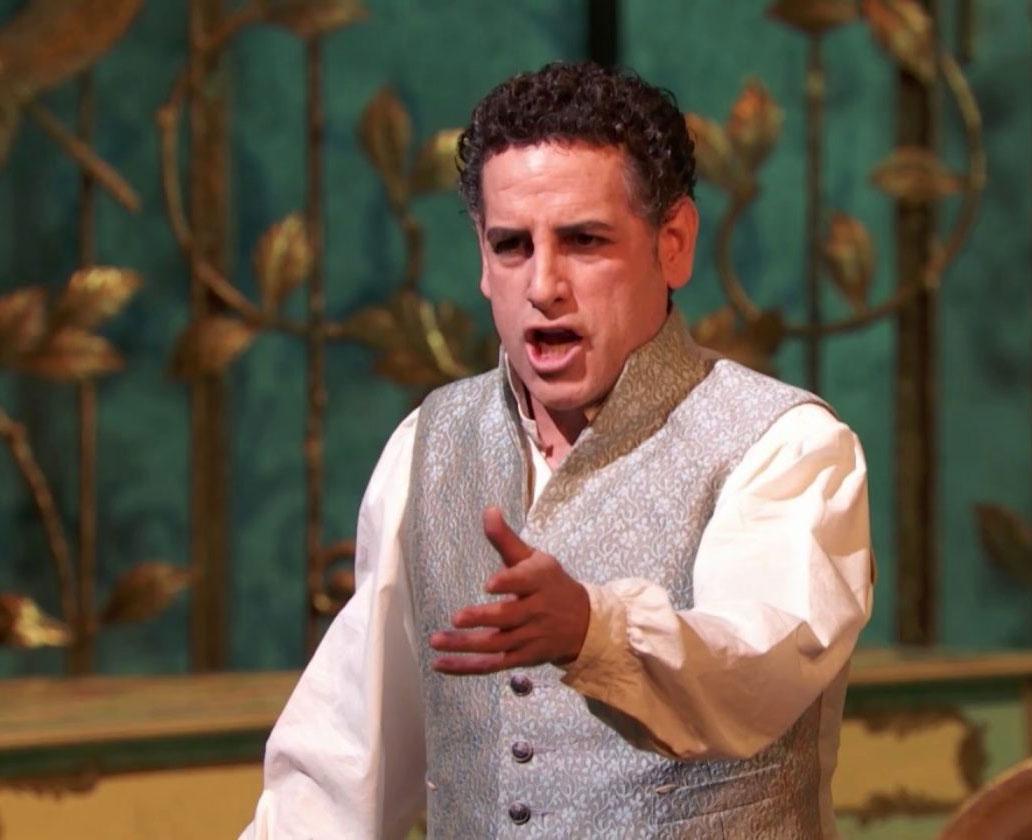 Juan Diego Florez en Guillermo Tell