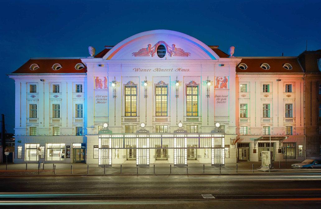 Konzerthaus de Viena