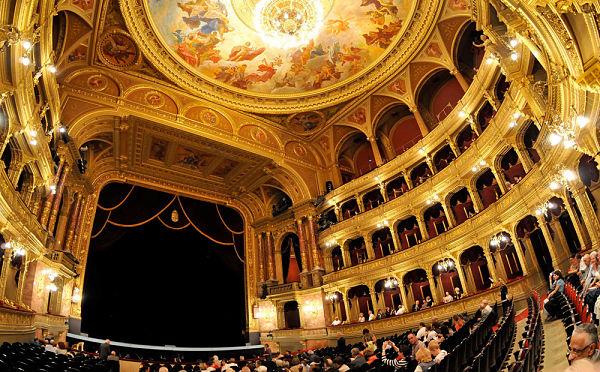 Opera del Estado de Viena
