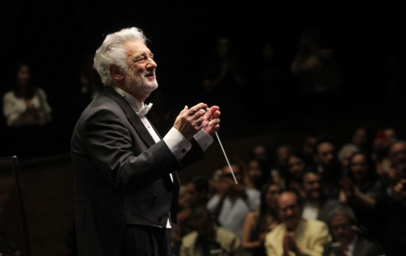 Placido Domingo 50 aniversario