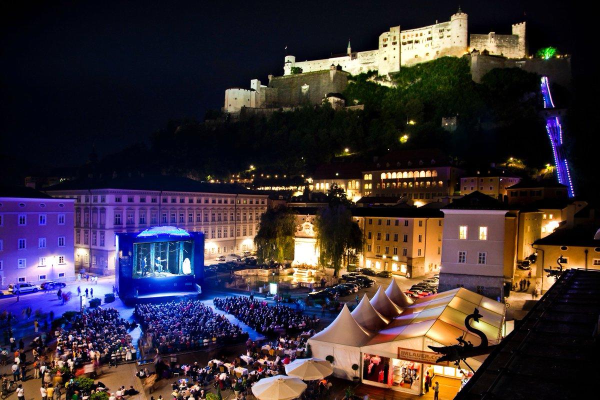 Intolleranza 1960 en el Festival de Salzburgo