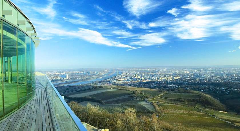 Vistas de Viena desde el Kahlenberg