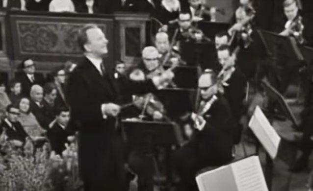 Concierto de Año Nuevo en Viena 1968